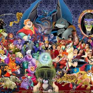 Ep. 78: Top 5 Disney Villains