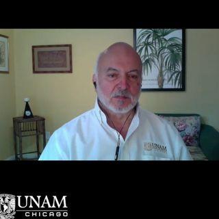 UNAM CAPSULAS CULTURALES EDUCACION SUPERIOR DURANTE COVID-19
