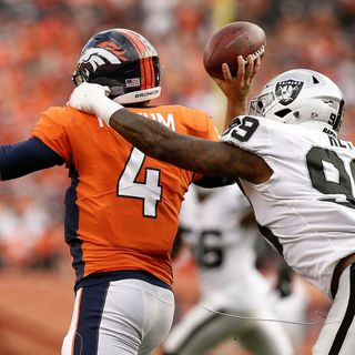 HU #172: Gut Reaction | Broncos win ugly, beat Raiders 20-19 | Harsh lessons
