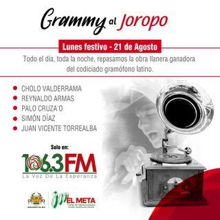 0165 PROMO ESPECIAL GRAMMY AL JOROPO