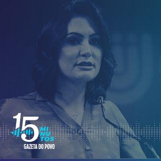 Os 'pedidos irrecusáveis' de Michelle para Bolsonaro