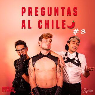 Ep 03 Preguntas al Chile