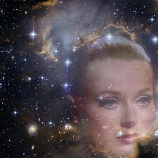Alien Contact Org Meets Star Trek's Celeste Yarnall - Janet Lessin & TJ Morris