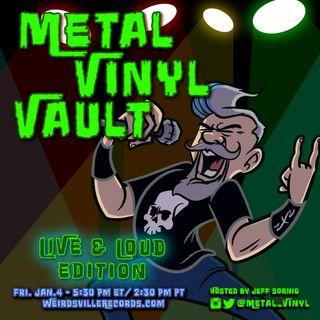 Metal Vinyl Vault LIVE & LOUD v2
