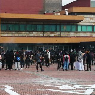 PGJ investigará actos violentos registrados en la UNAM