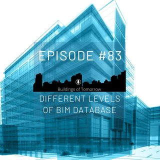 #83 Different levels of BIM database