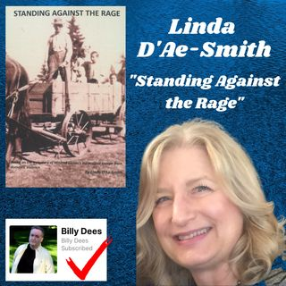 "HumorOutcasts Interview with Linda D'Ae-Smith ""Standing Against the Rage"""