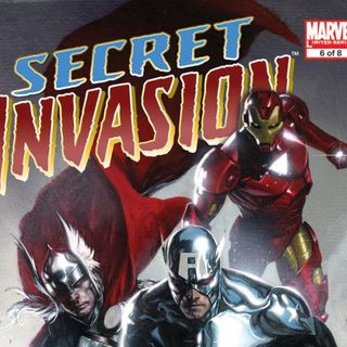Source Material #220: Secret Invasion (Marvel 2008)