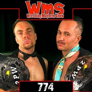 Fashionista Pod Fight | Wrestling Mayhem Show 774