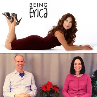 """Being Erica"" Tv-Episode Session with Emily Alexander and Jason Warwick - ""Celebration of Illumination - The Joy of Time's End"" Online Event"