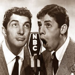 Classic Radio Theater for December 19, 2018 Hour 2 - Dean and Jerry go to a fancy Christmas Party
