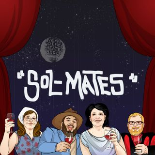 SoL-Mates #53 - The Indestructible Man and Calming a Hysterical Woman