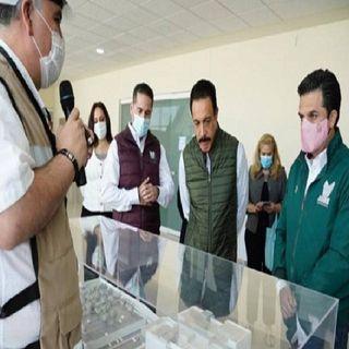 El IMSS, asegura a docentes en Hidalgo