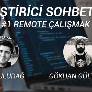 #1 Remote Çalışmak