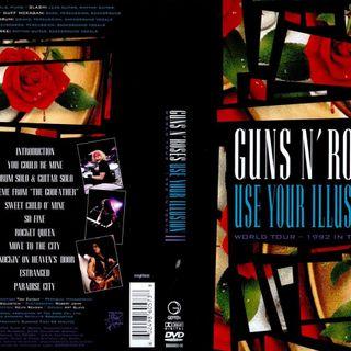 Especial GUNS N ROSES USE YOUR ILLUSION II LIVE IN TOKYO 1992 Classicos do Rock Podcast #GnFnR #yoda #r2d2 #c3po #skywalker #obiwan #twd