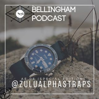AE. 06 (special edition) with @ZuluAlphaStraps