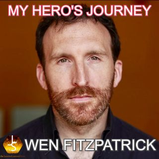 """My Hero's Journey"" with Owen Fitzpatrick   🎧🇮🇹🇺🇸"