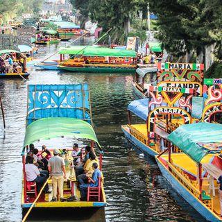 El encanto de Xochimilco