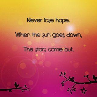 La speranza