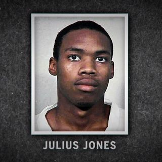 Episode 7 - An Innocent Man on Death Row - JULIUS JONES