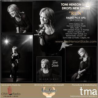 Toni Henson Slade Artist Spotlight