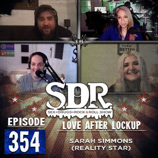 Sarah Simmons (Reality Star) - Love After Lockup