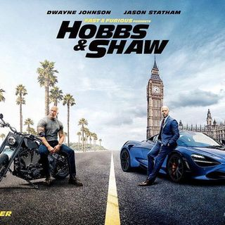 Damn You Hollywood Hobbs & Shaw Review