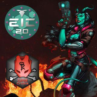 O.C. - 2x10 - European Infinity Challenge 2020