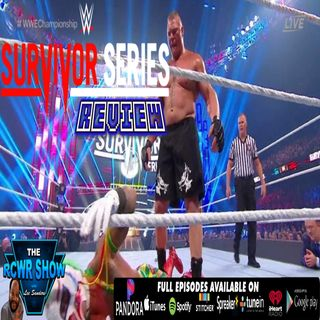 WWE Survivor Series 2019 PPV Recap 11/24/2019