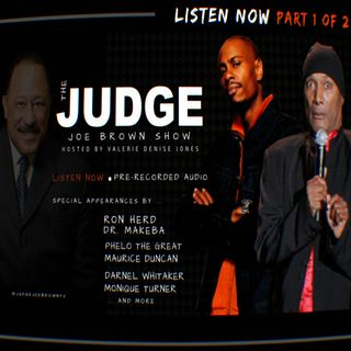 JUDGE JOE BROWN RELOADED ::  Paul Mooney, Dave Chappell and More