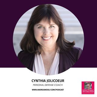 How to be a Badass with Cynthia Jolicoeur