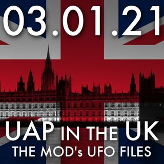 UAP in the UK: The MoD's UFO Files