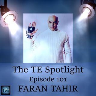 Episode 101 - Faran Tahir