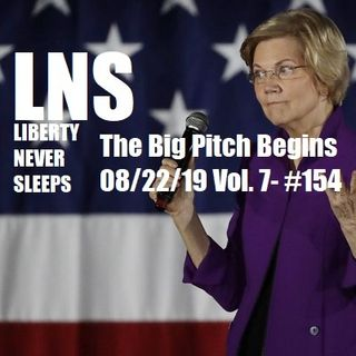 The Big Pitch Begins 08/22/19 Vol. 7- #154