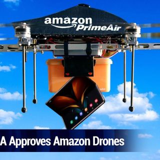 Tech News Weekly 149: FAA Approves Amazon Drones