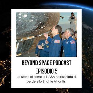 5. La storia di come la NASA ha rischiato di perdere un terzo Shuttle