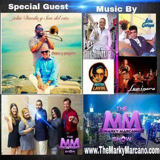 TheMarkyMarcanoShow/JohnDavila/Luminara/SalsaNights