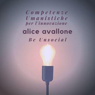 Intervista ad Alice Avallone (Be Unsocial) - Antropologia ed Etnografia Digitale