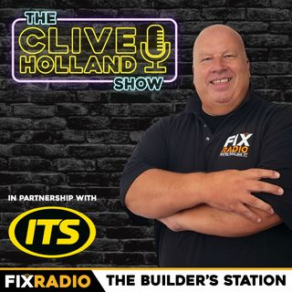 14. Clive speaks with Luke and Jay the dancing plumbers, Andy simms from Mybuilder and Tommy's Tax plus many more.