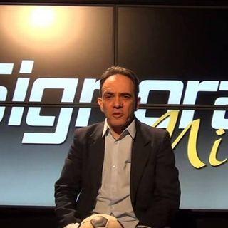 Intervista a Marco Venditti giornalista di Signoramiacalcionews