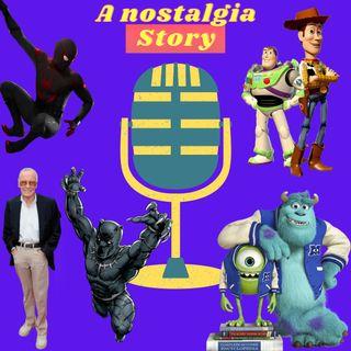 A Nostalgia Story ( A Pixar and Marvel Comics Analysis )