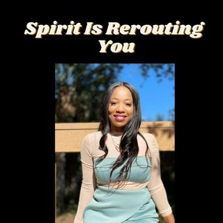 Spirit Is rerouted