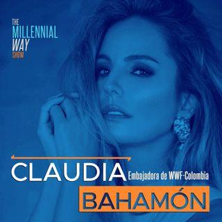 Claudia Bahamón, activista y presentadora de TV | Cómo cuidar el planeta sin fanatismos