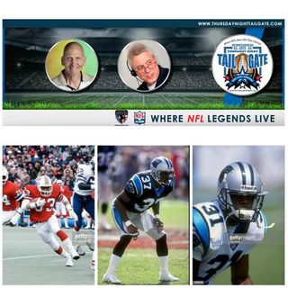NFL Legends Tony Collins, Leonard Wheeler, & Rod Smith Join Us...