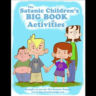 Satanic Coloring Books