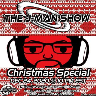 Ep#183: J-Man's Christmas Eve Party
