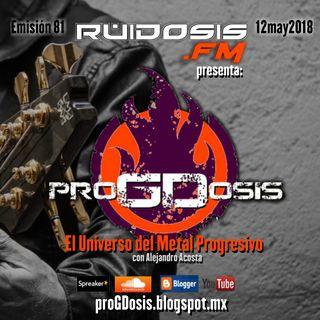 proGDosis 81 - 12may2018 - Xavier Asali