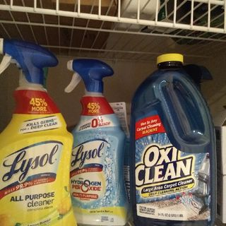The HC Podcast Budget & Save On Disinfectant Products Corona Virus Situation