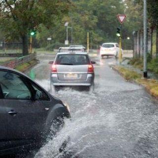Nubifragio a Malpensa, 10 persone tratte in salvo dai Vigili del Fuoco