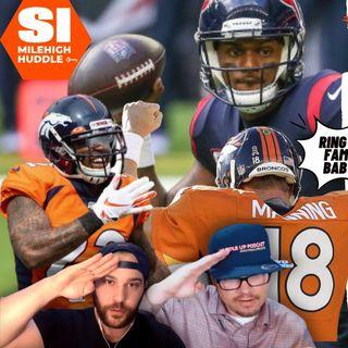 HU #701: Deshaun Watson Really Wants to Join Broncos per Kareem Jackson
